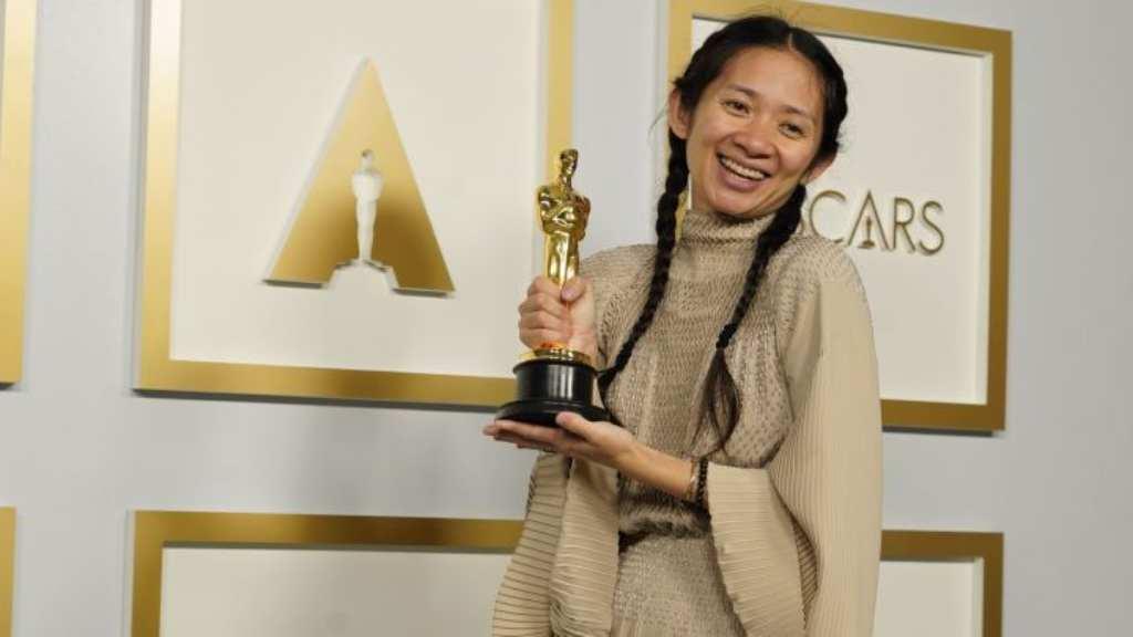 Zhao ganadora de los premios Oscar (1)