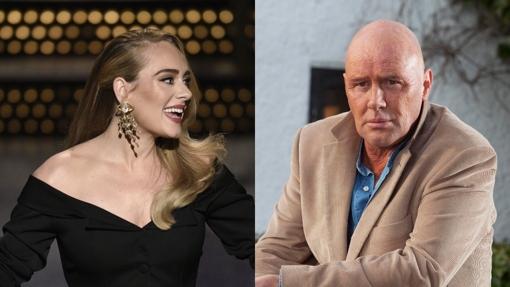 Adele y Padre