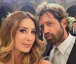 Geraldine Bazán y Gabriel Soto- Cortesía