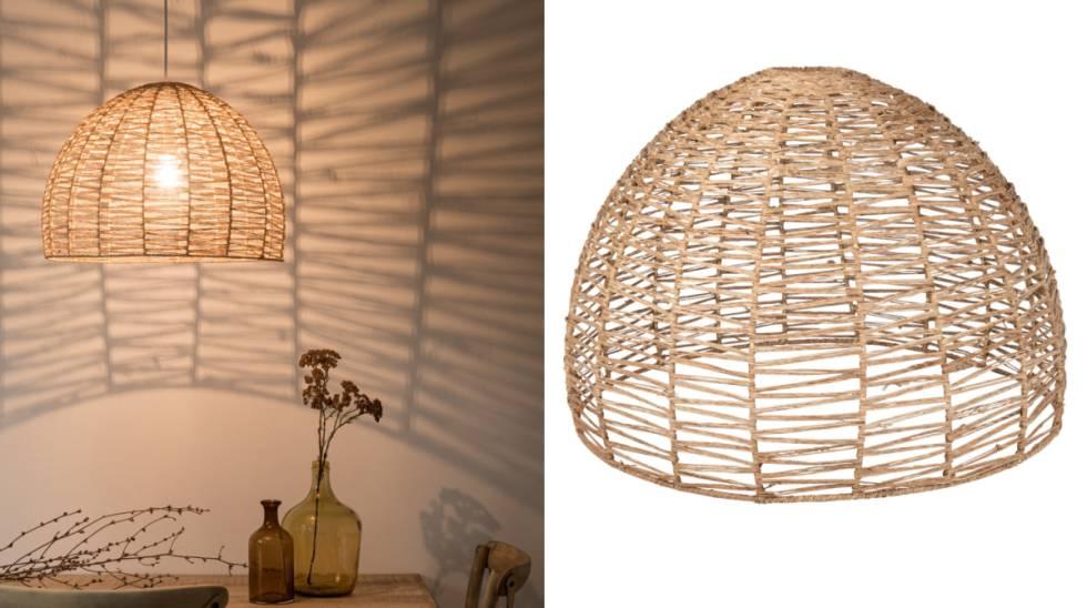 Lámparas Naturales- Cortesía