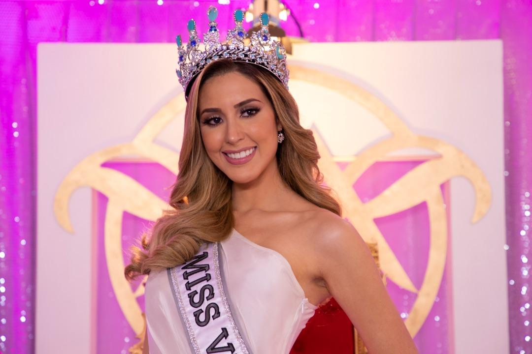 Miss Venezuela-Cortesía