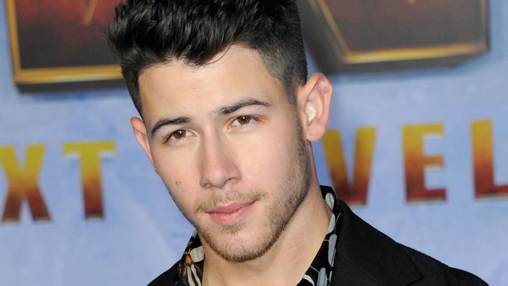 Nick Jonas- Cortesía