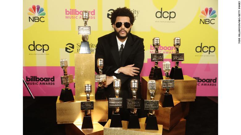 The Weeknd-Cortesía