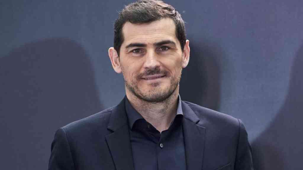 Iker Casillas - Cortesía