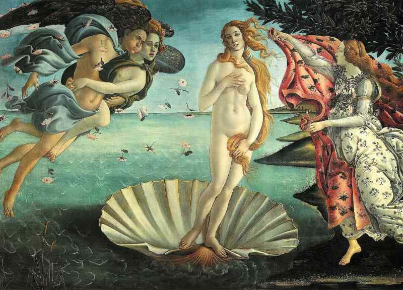 Venus, la diosa del amor - Cortesía