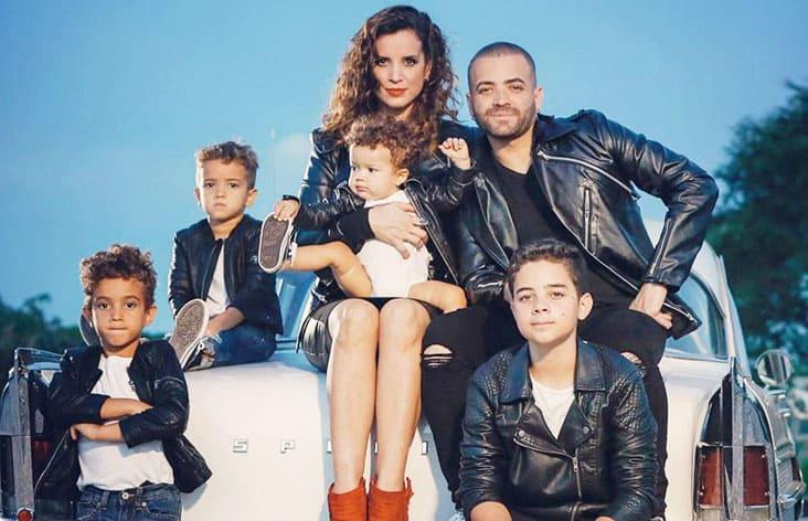Familia Mendoza-Devera - Cortesía