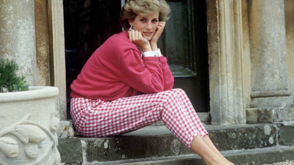 Diana de Gales-Cortesía