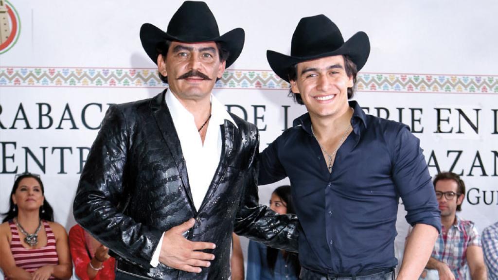 José Mnuel y Julián Figueroa- Cortesía
