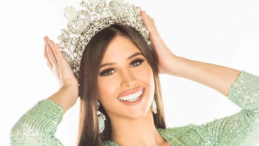 Miss Earth Venezuela Stephany Zreik - Cortesía RRSS