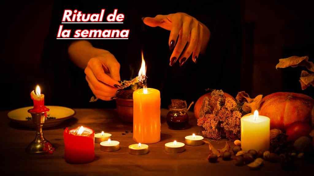 Ritual semanal - Cortesía