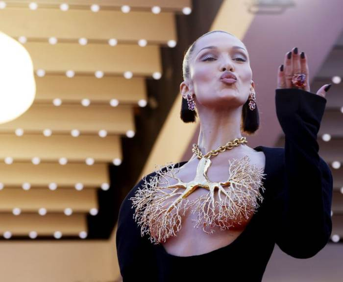 The 74th Cannes Film Festival - Screening of the film _Tre piani_ (Three Floors) in competition - Re
