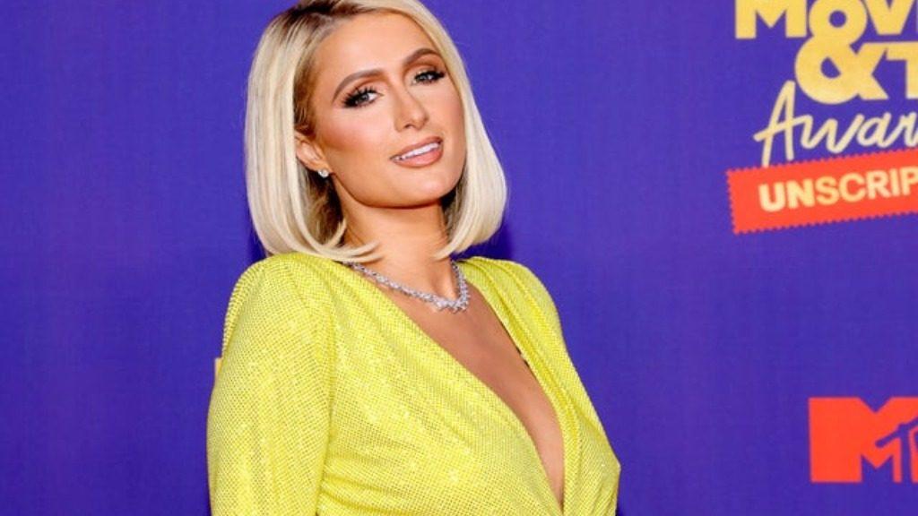 Paris Hilton-Cortesía