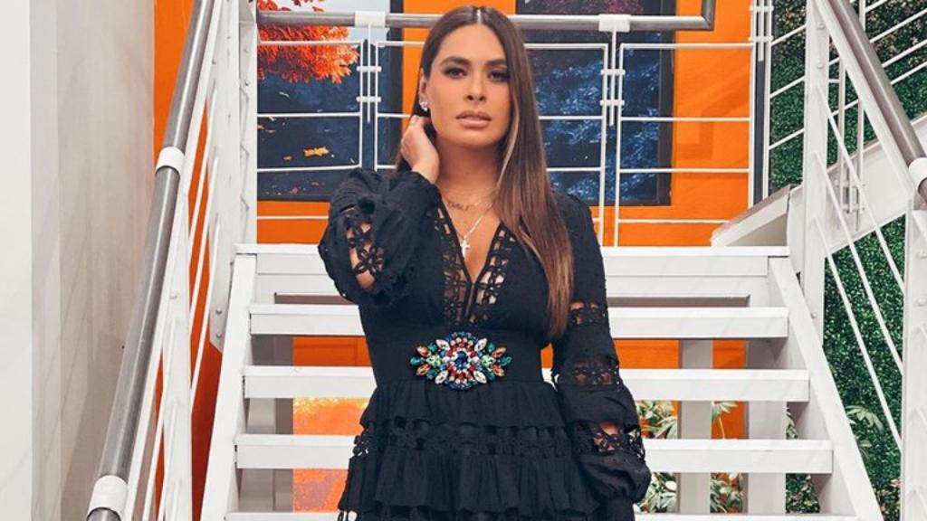 Galilea Montijo-Cortesía