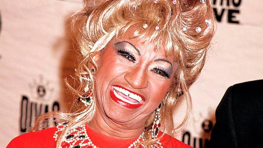 Celia Cruz-Cortesía
