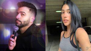 Kabeto y Daniela - Cortesía