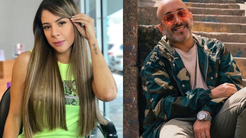 Kerly Ruiz y Franco Bellomo - Cortesía