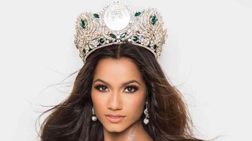 Miss Mesoamérica, Ismelys Velásquez - Cortesía