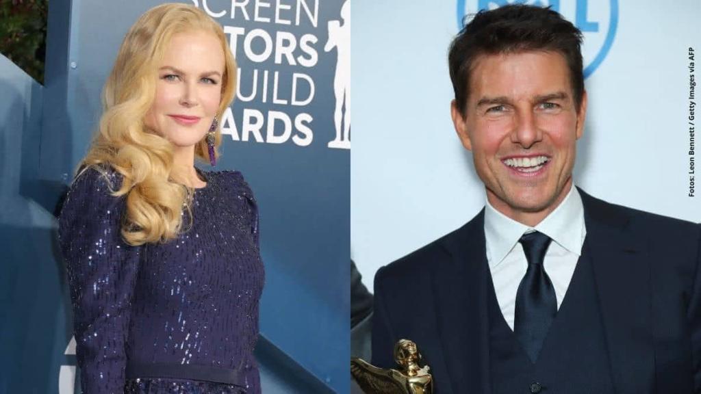 Nicole Kidman y Tom Cruise-Cortesía