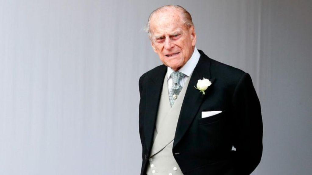 Príncipe Felipe- Cortesía