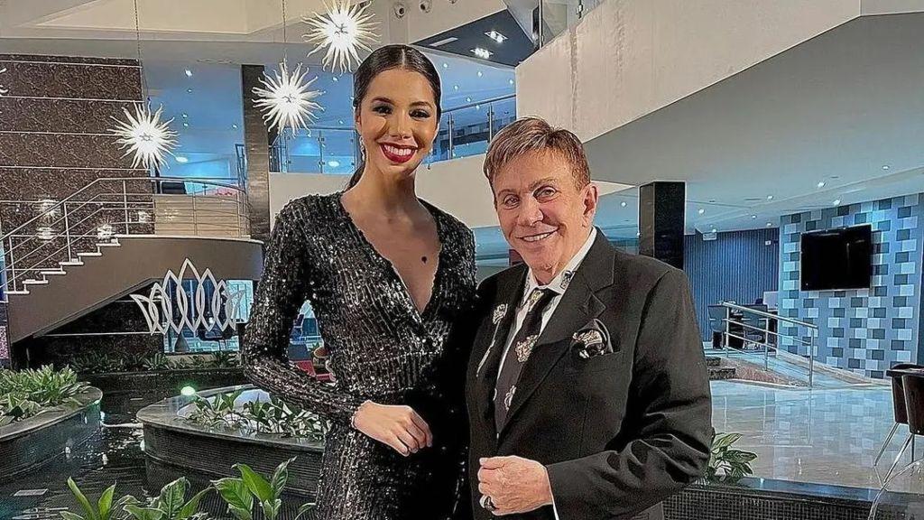 Thalía y Osmel - Cortesía
