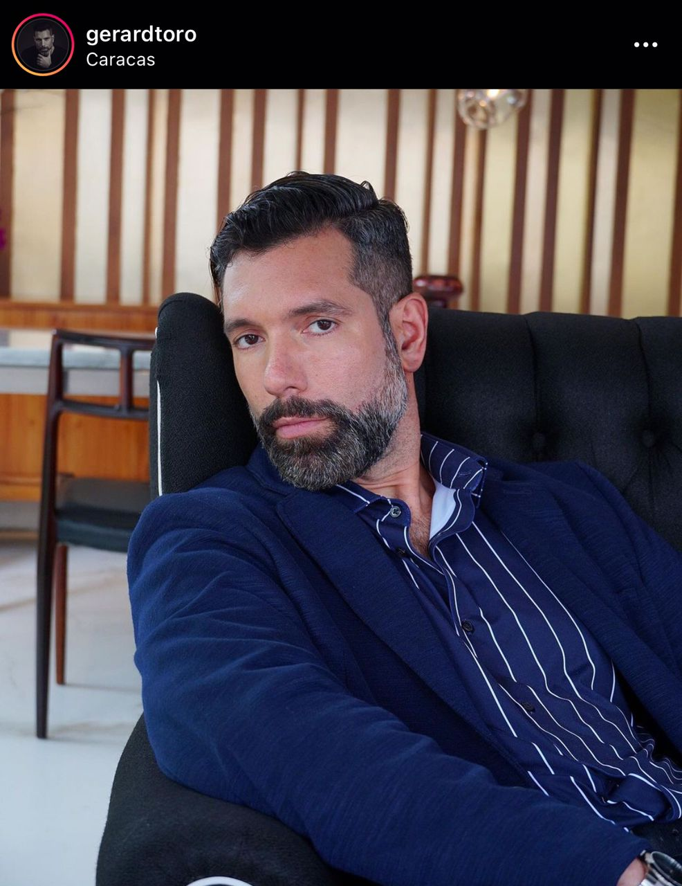 Dr. Gerardo Toro Parilli en Instagram