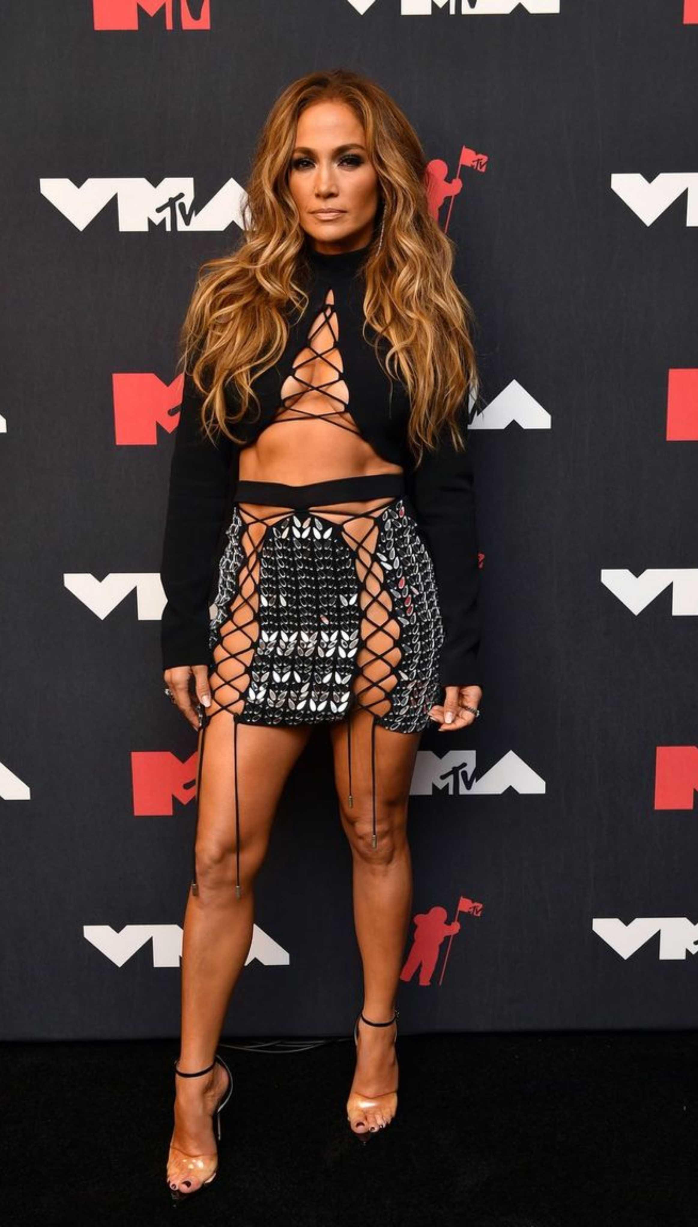 jlo en los MTV Video Music Awards