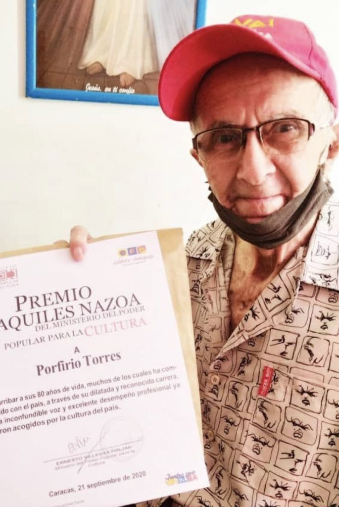 Porfirio Torres-Cortesía